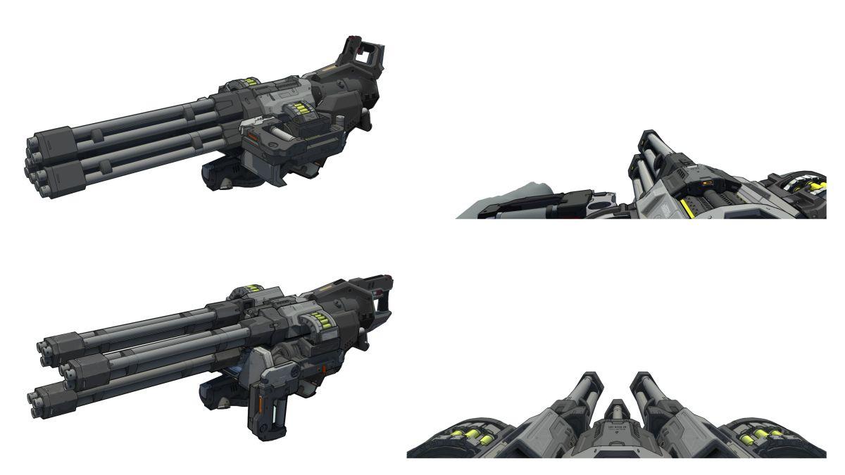 Doom drops all pretense and shows you the guns | GamesRadar+
