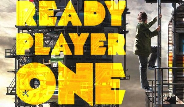 Ready Player One stacks with logo
