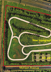 HOG HILL NAMED AS EASTWAY REPLACEMENT