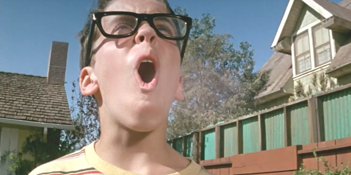 Chauncey Leopardi in The Sandlot