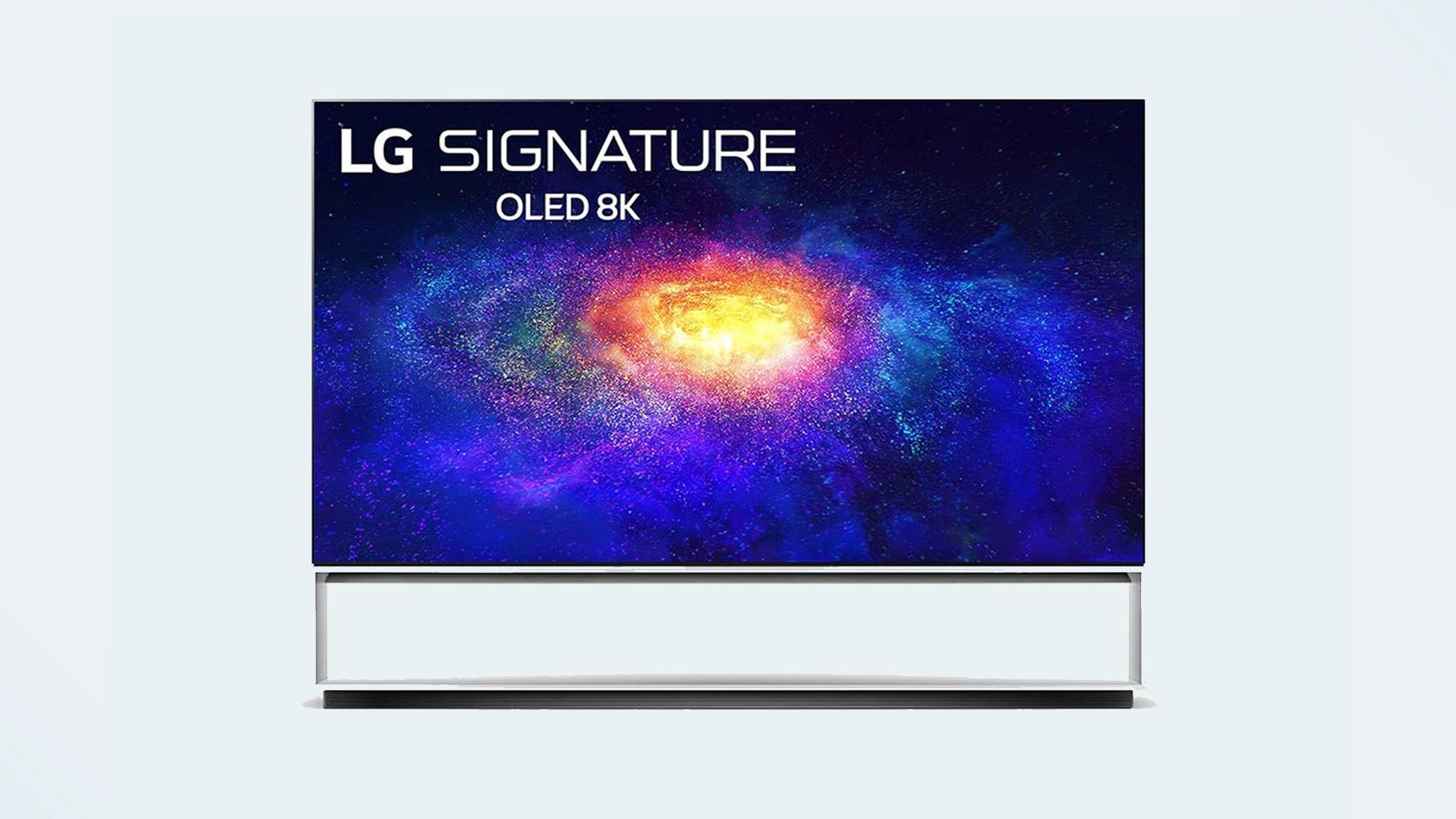 Best 8K TVs: LG ZX 8K OLED