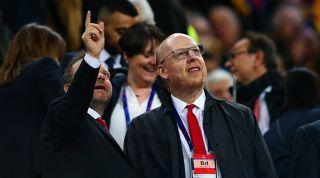 Woodward Glazer Manchester United