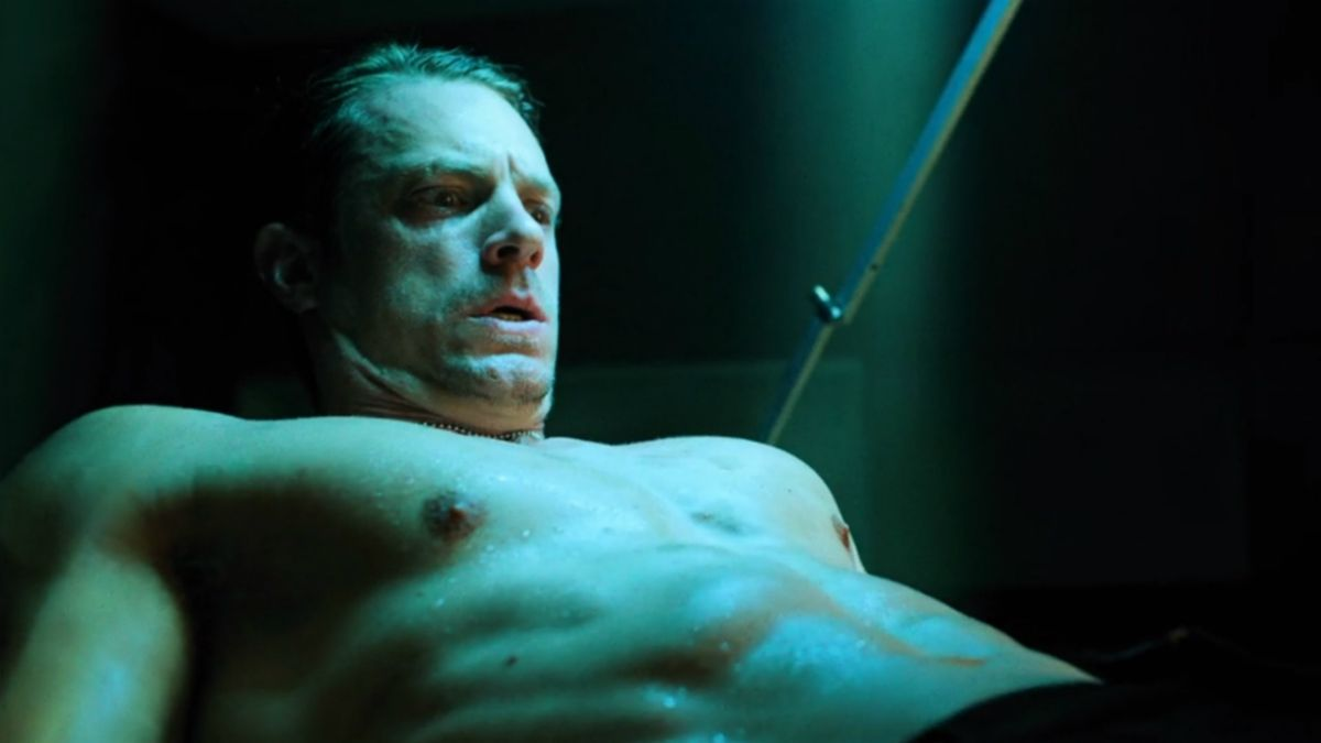 Finished watching Altered Carbon? Here's the shocking part of the novel's torture scene its showrunner refused to film
