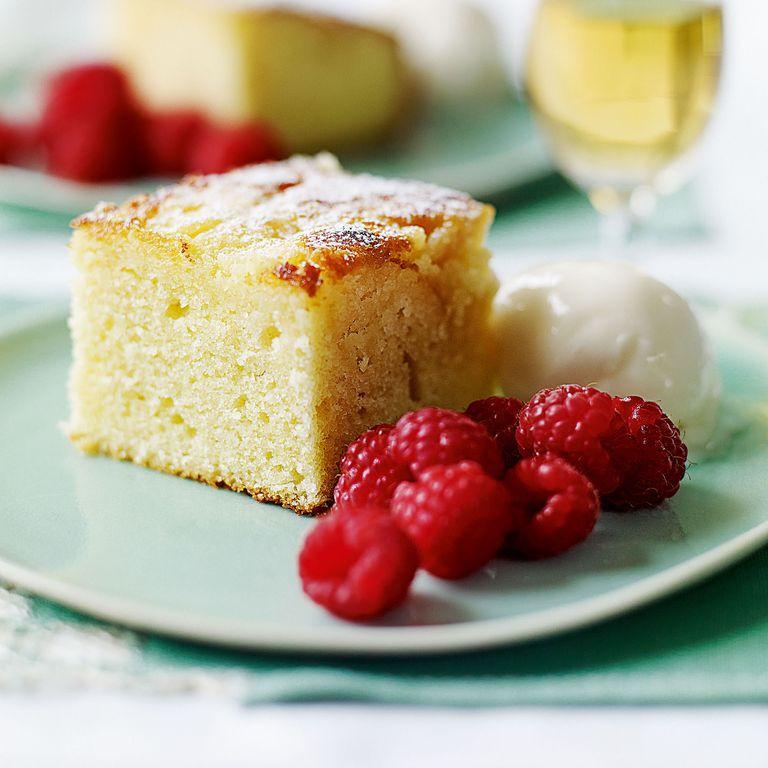 Sticky Lemon Cake recipe-cake recipes-recipe ideas-new recipes-woman and home