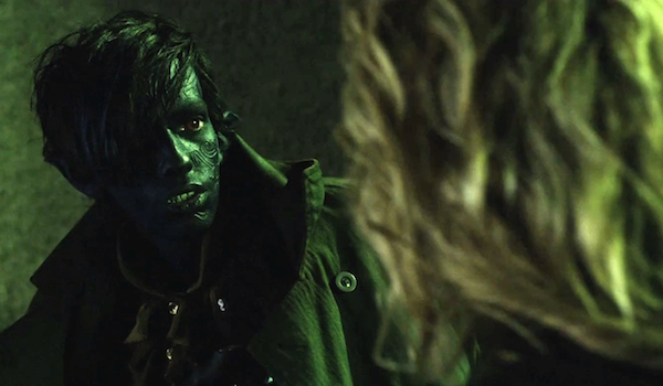 Nightcrawler meets Mystique in X-Men: Apocalypse