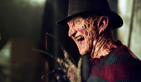 Freddy Kruger in Nightmare On Elm Street