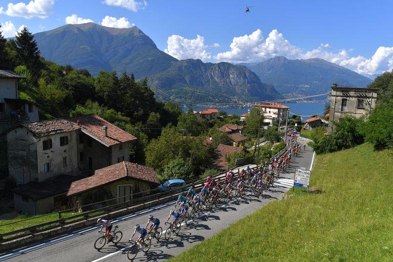 Il Lombardia in 2020