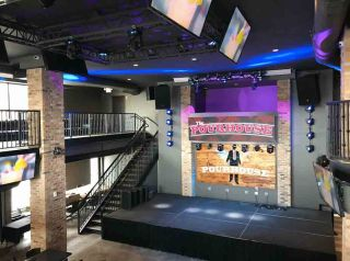 Pourhouse Uptown Delivers Complete Entertainment Experience with HARMAN Professional Solutions