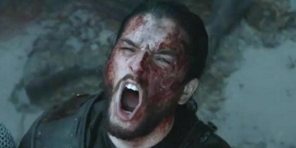 "Jon Snow in ""Battle of the Bastards"" on Game of Thrones"