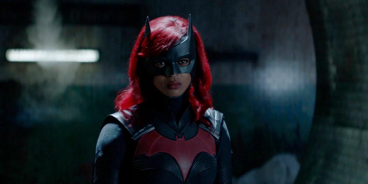 Javicia Leslie on Batwoman
