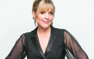Eurovision superfan Mel Giedroyc did a cracking job last year hosting this live event, which sees six acts battling it out to represent the UK.