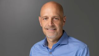 Fred Bargetzi, recipient of AVIXA's 2021 Mackey Barron Distinguished Achievement Award