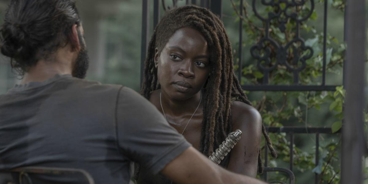 The Walking Dead Danai Gurira Michonne AMC