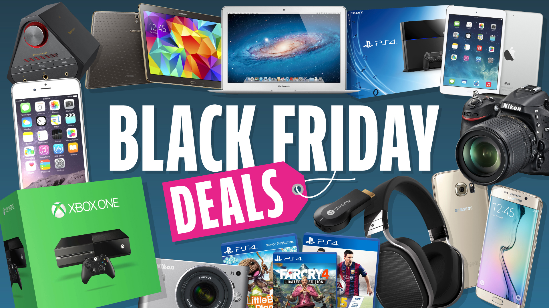649f8f257 The best White Friday deals in the UAE 2017 | TechRadar