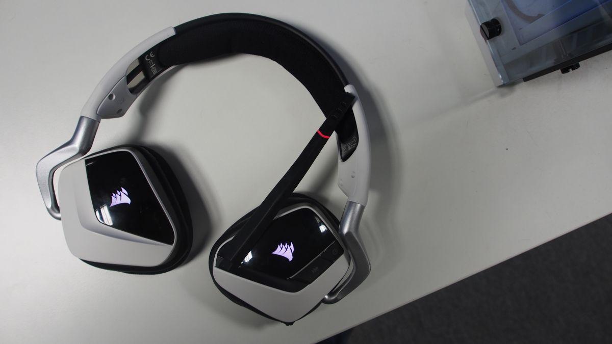 Corsair Void Pro RGB Wireless review | TechRadar