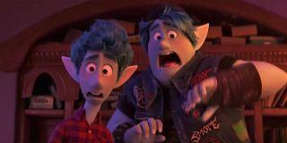 Onward magical movie from Pixar