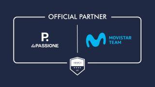 La Passione / Movistar Team partnership