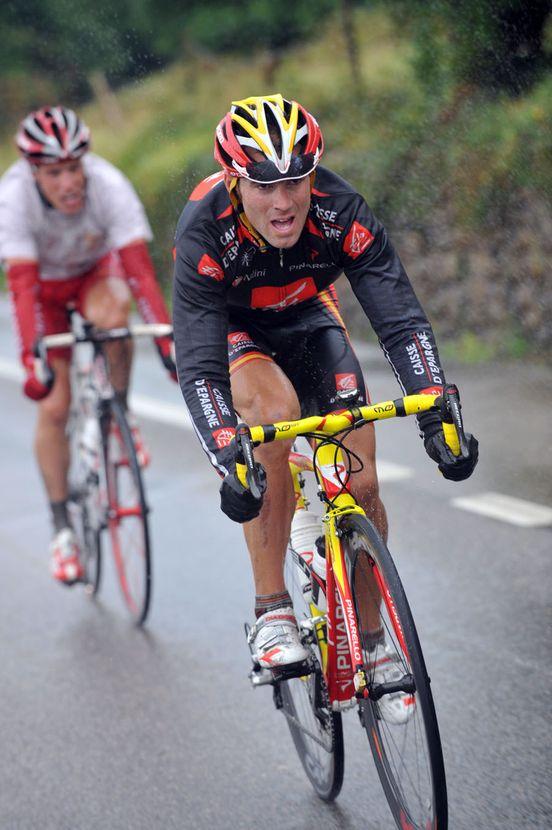 Alejandro Valverde tour of spain 2008 stage 12