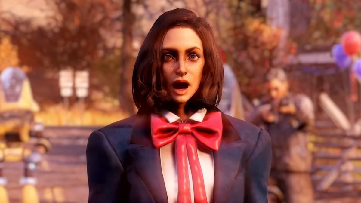 Fallout 76 dialogue options are going back to a Fallout 3 style