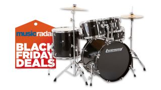 Save $100 off the Ludwig Backbeat kit with this epic Black Friday beginner drum set deal