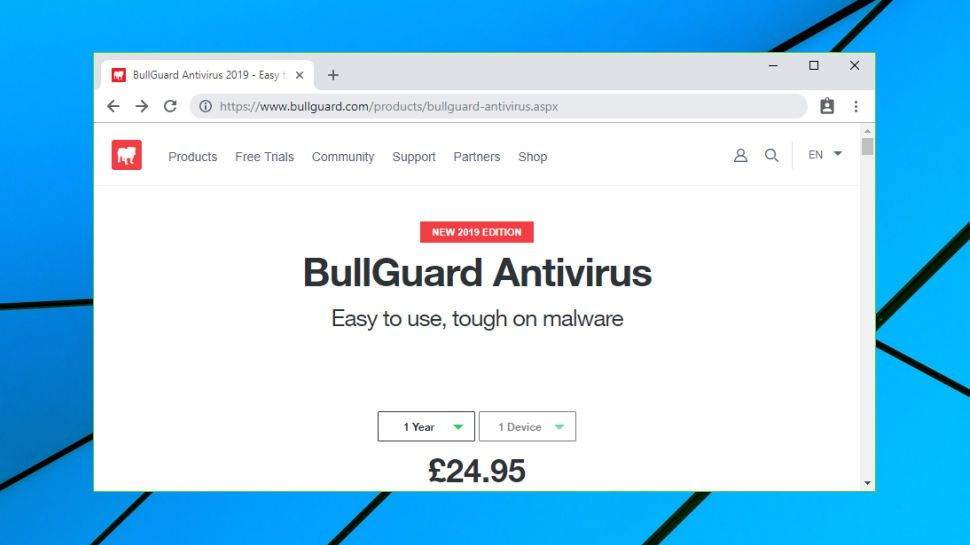 BullGuard Antivirus review | TechRadar