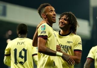 West Bromwich Albion v Arsenal – Carabao Cup – Second Round – The Hawthorns
