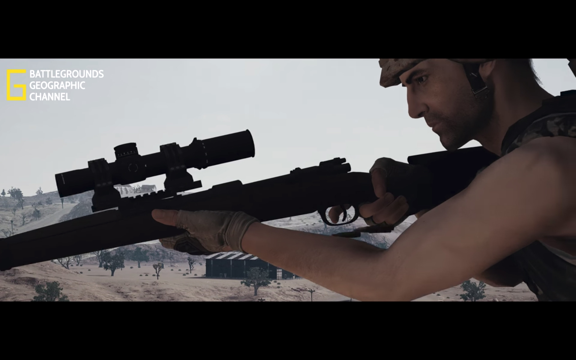 This PUBG nature documentary uses the game's replay system to hilarious effect