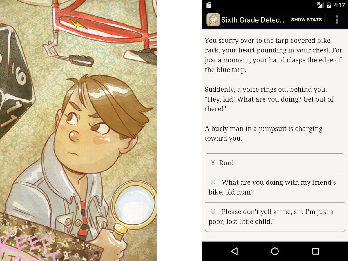 Best Gamebook Apps - Choose Your Own Adventure on iOS, Android