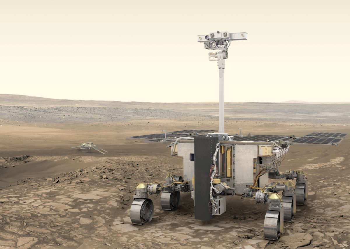 Europe's ExoMars rover launch delayed to 2022 due to parachute problems