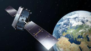 The Galileo satellite network
