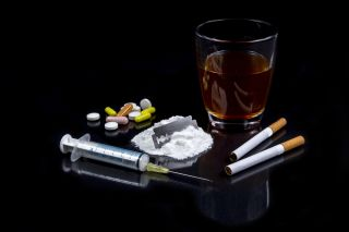 drugs, cocaine, alcohol, heroin, pills