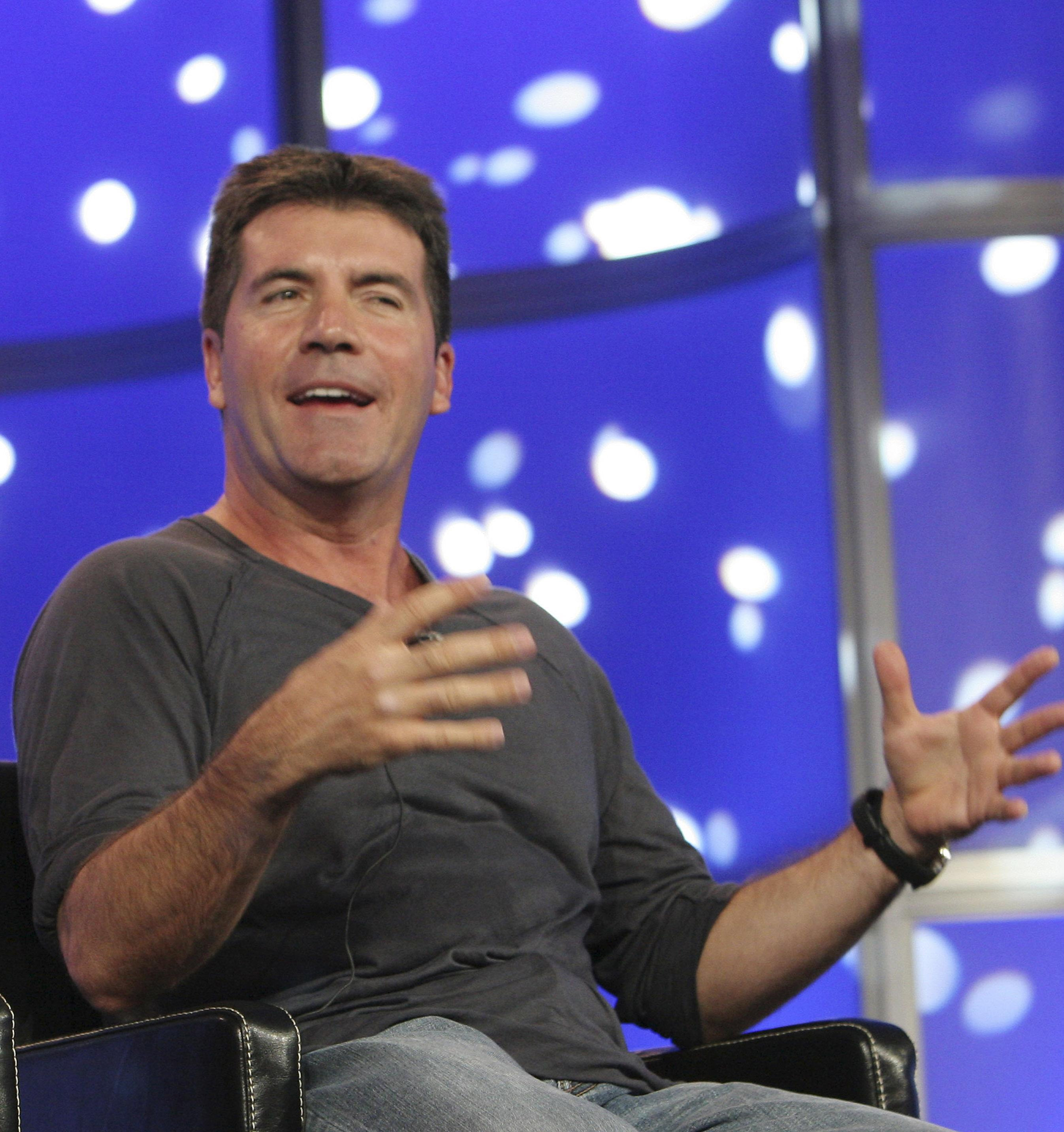 Cowell lives in fear of angry mums