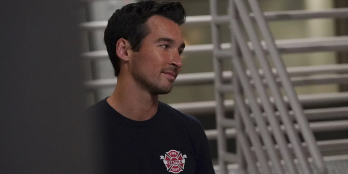 Jay Hayden as Travis Montgomery on Station 19.