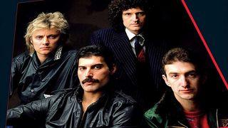 Queen's Greatest Hits artwork