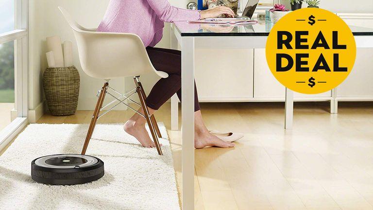 iRobot Roomba 680 Vacuum Cleaning Robot