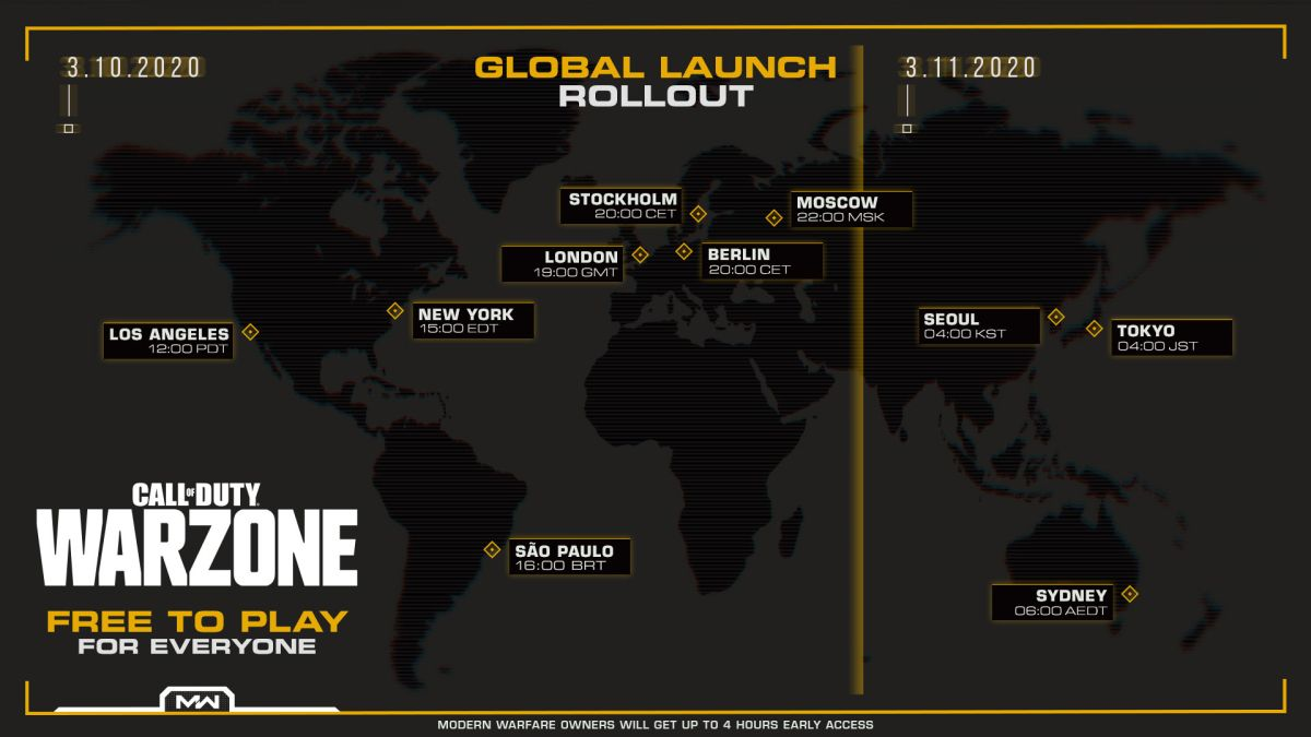 How To Download Call Of Duty Warzone And What To Expect Tom S Guide