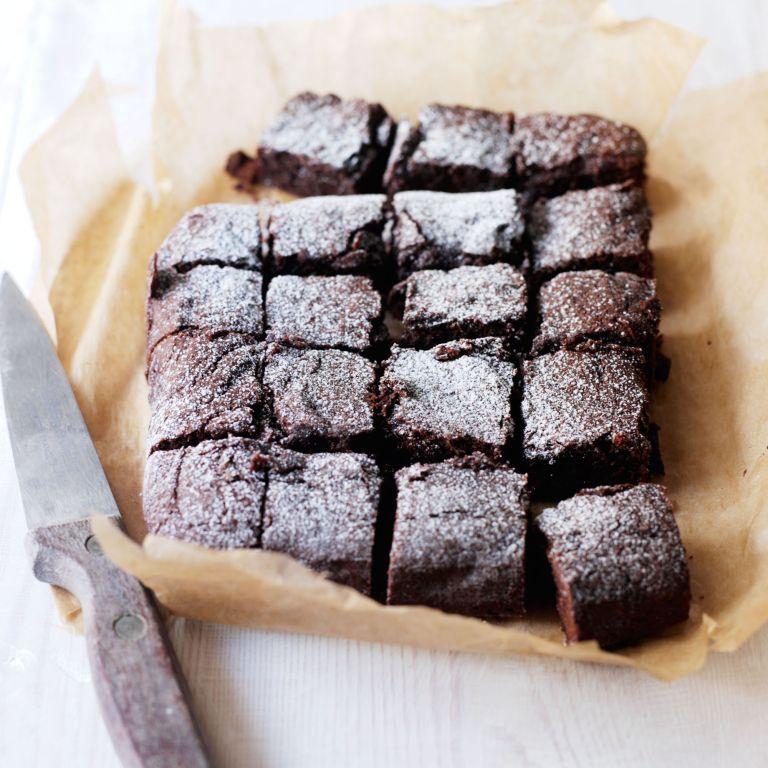 Chocolate Brownie Recipe-chocolate recipes-recipe ideas-new recipes-woman and home