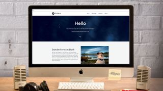 Get started with Grav CMS