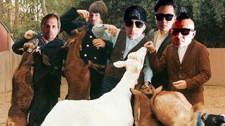 Avenged Sevenfold as the Beach Boys Pet Sounds cover