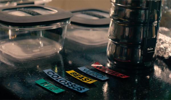 X-Mansion Food Labels Deadpool 2 Super Duper Cut