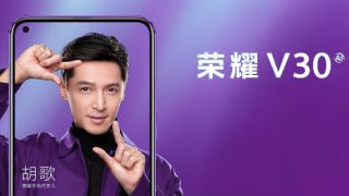 Honor V30 (Honor View 30) will be the company's first 5G camera phone
