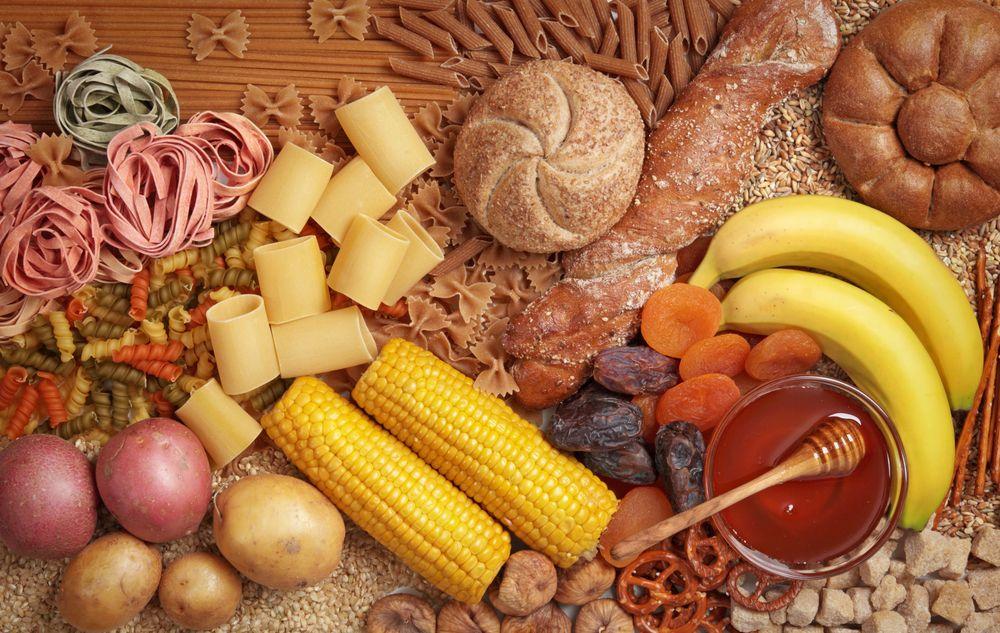 define carbs in diet