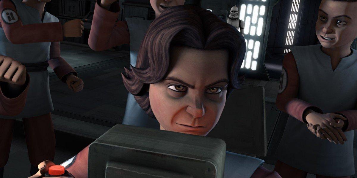 Boba Fett on Star Wars: The Clone Wars