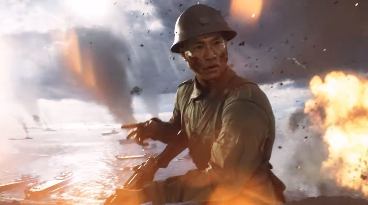 Battlefield 5 is heading to the Pacific and getting six new maps