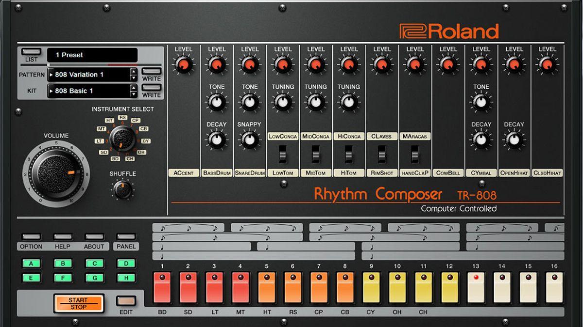 808 Drum Machine Vst Mac : roland says that its new tr 808 plugin puts others in the shade musicradar ~ Russianpoet.info Haus und Dekorationen