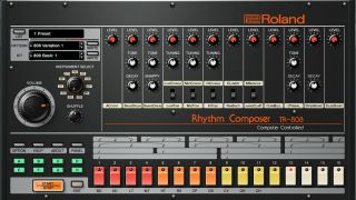 Roland says that its new TR-808 plugin puts others in the