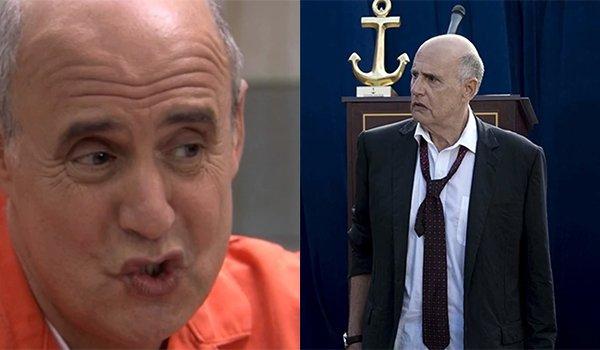 Jeffery Tambor as George Bluth on Arrested Development