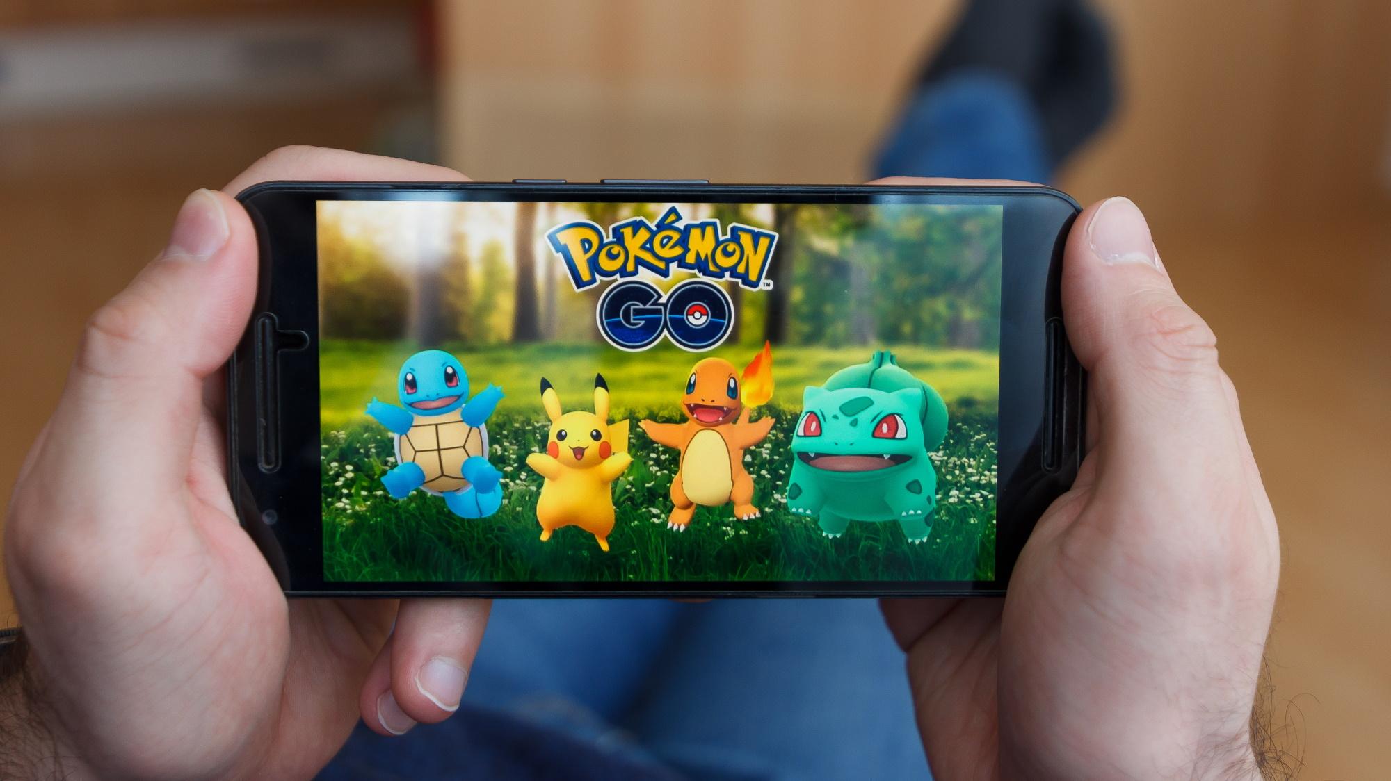 Gps pc faker go pokemon [Pokemon GO