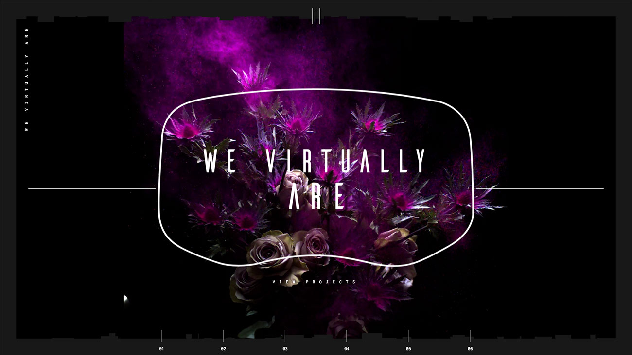 We Virtually Are's site