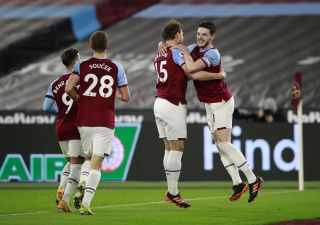 West Ham United v Leeds United – Premier League – London Stadium